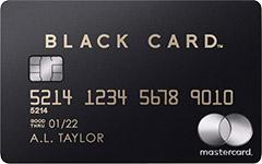 ラグジュアリーカード ブラック 法人口座決済用