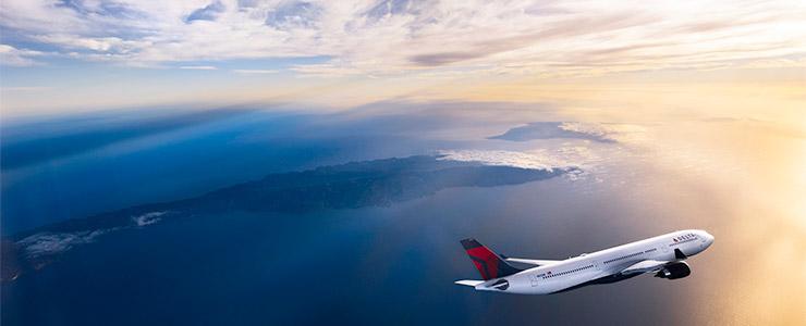 デルタ航空スカイマイル旅行特典クレジットカード …
